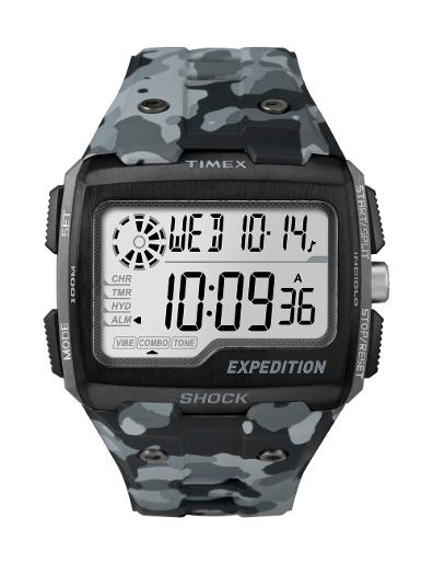 Timex Men's Expedition Shock TW4B03000
