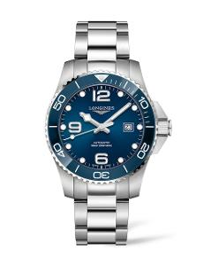 Longines  Longines HydroConquest Collection men's 43mm in stainless steel  L37824966
