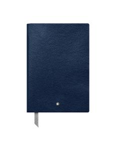 Montblanc  Indigo, lined - Fine Stationery Notebook #146  113593