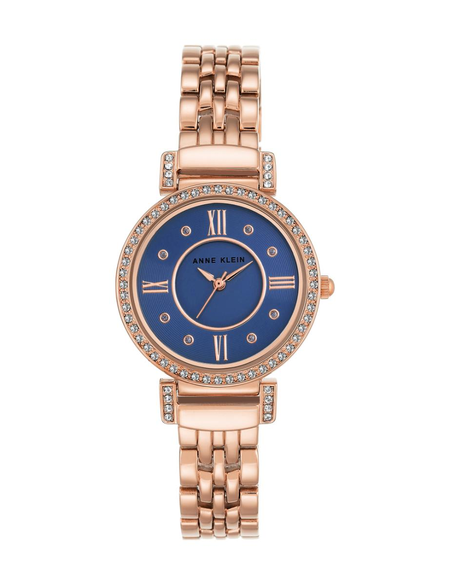 Anne Klein  Women's Rose Gold  AK2928NVRG