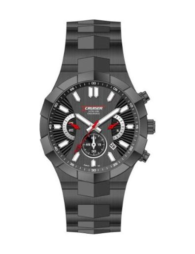 Cruiser Men's Metal Chronograph C2140-GBBBC
