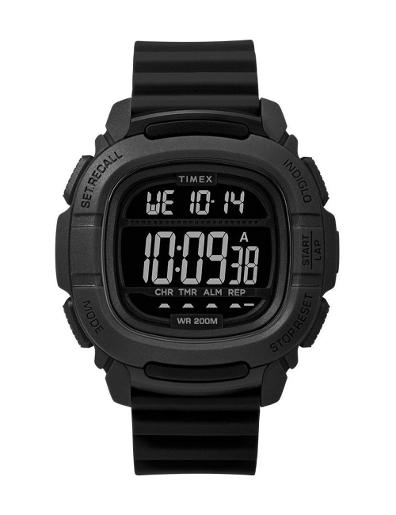 Timex Men Boost Shock Black Digital TW5M26100