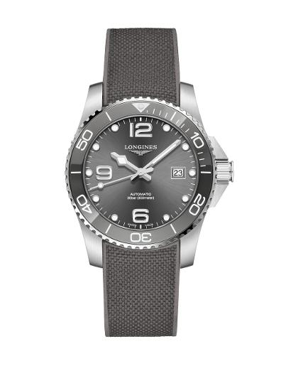 LONGINES Longines HydroConquest Collection men's 41mm in stainless steel L37814769