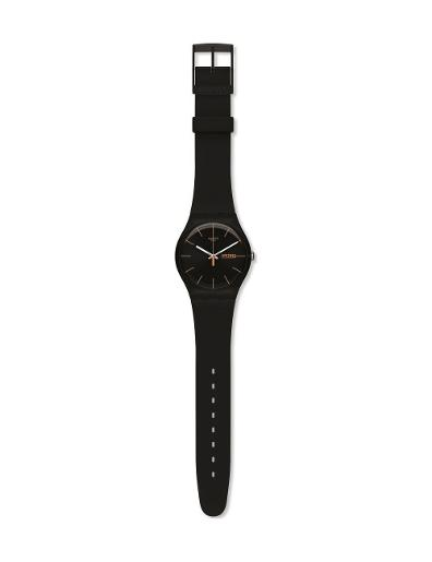 Swatch Dark Rebel. SUOB704