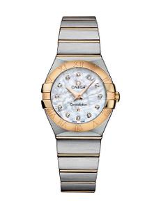 Omega  Women's Constellation  12320276055002