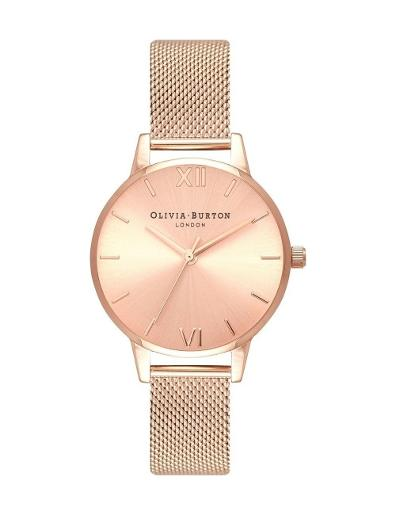 Olivia Burton Women's Sunray Dial watch OB16MD84