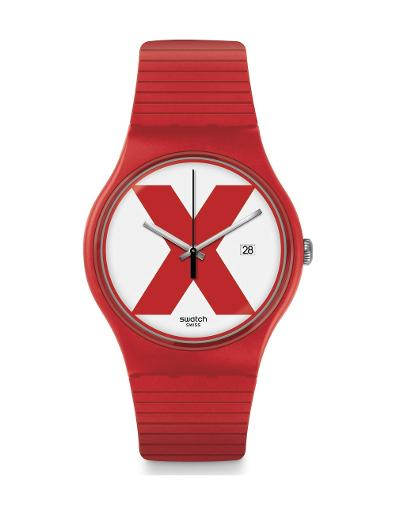 Swatch XX-RATED RED SUOR400