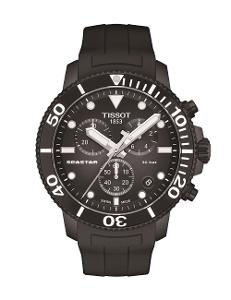 Tissot  Men's Seastar 1000 Chronograph  T120.417.37.051.02