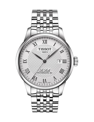 Tissot Men's le Locle Powermatic 80 T006.407.11.033.00