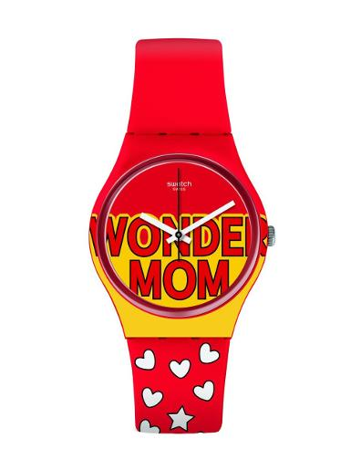 Swatch I Am Wonder Mom GZ338