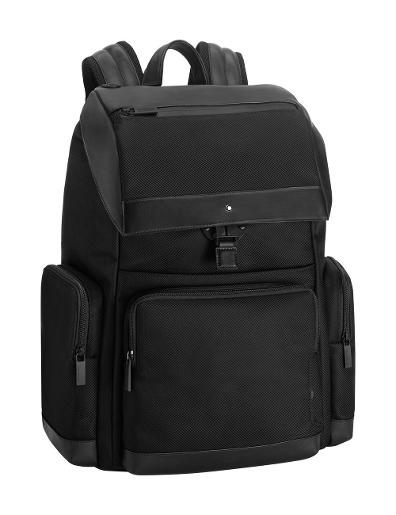 Montblanc My Montblanc Nightflight Large Backpack With Flap 118259