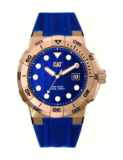 CAT Men's Shock Diver SI19126626