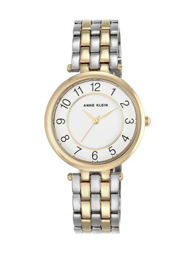Anne Klein Women's Two Tone AK2701WTTT