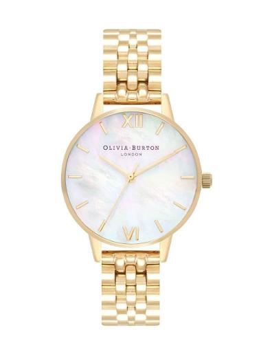 Olivia Burton Women's MOPBR Watch OB16MOP01