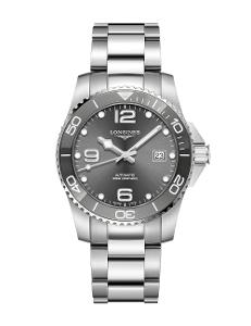 Longines  Longines HydroConquest Collection men's 41mm in stainless steel  L37814766