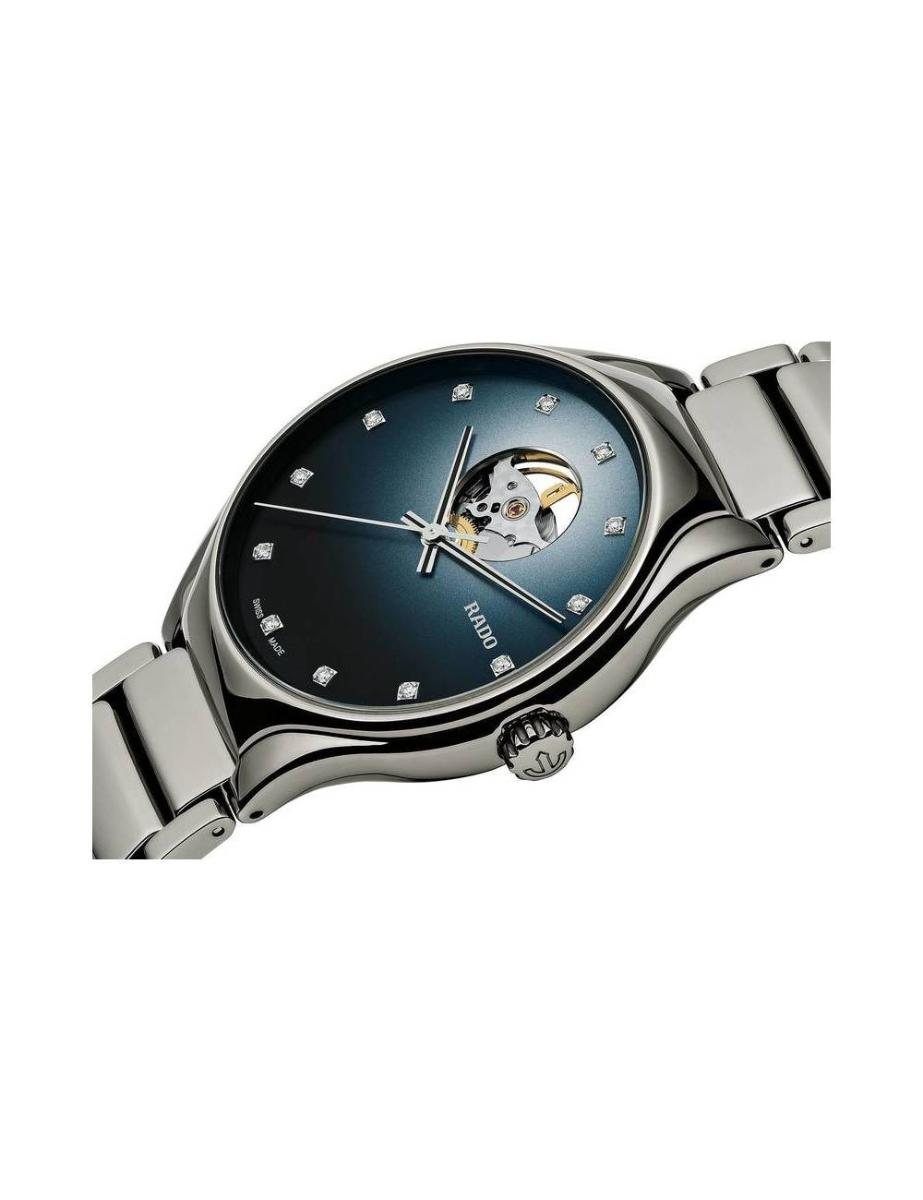 Rado  Men's True Secret Diamonds Automatic Watch  R27108732