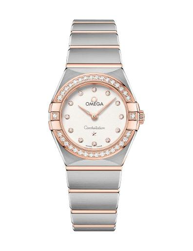 OMEGA Women's Constellation Manhattan 13125256052001