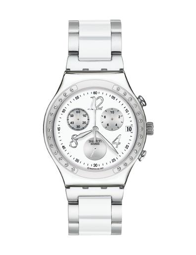 Swatch Unisex's Irony Chrono YCS511GC