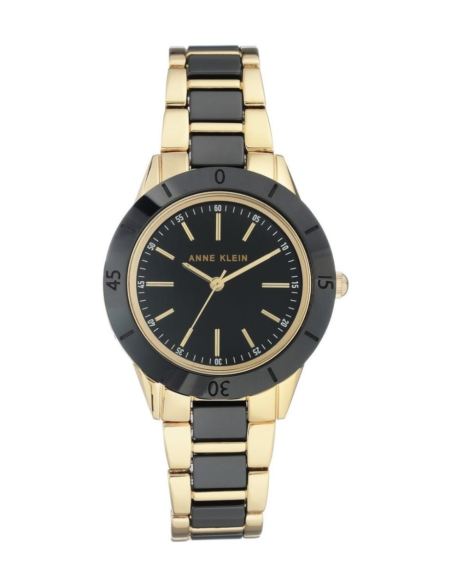 Anne Klein  Women's Gold  AK3160BKGB