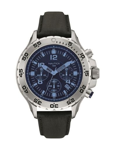Nautica Men's Nst Chrono NAI19536G