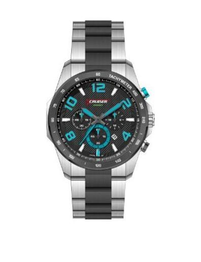 Men's Metal Chronograph