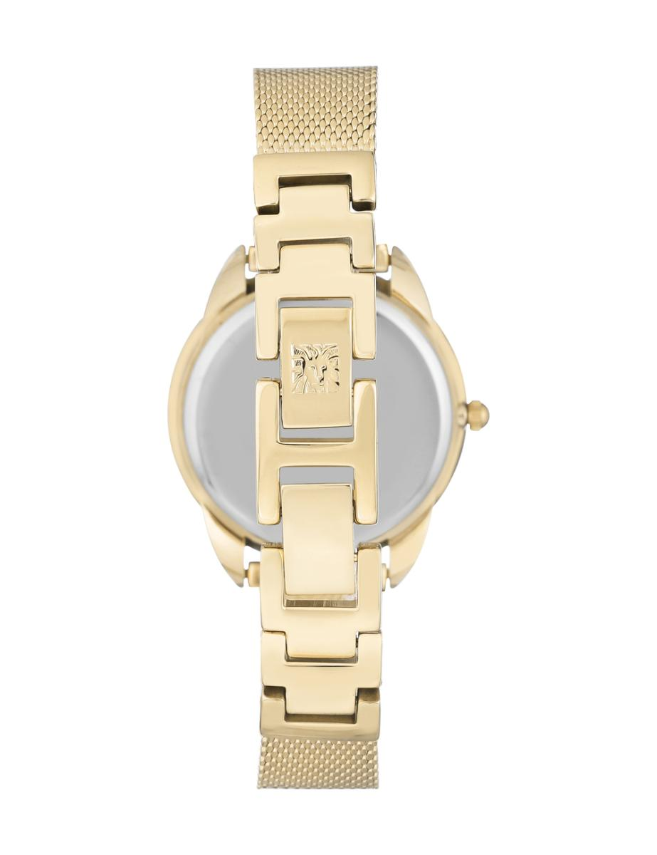 Anne Klein  Women's Gold  AK3258BKGB