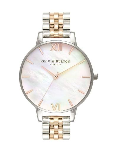 Olivia Burton Women's MOPBR Watch OB16MOP06