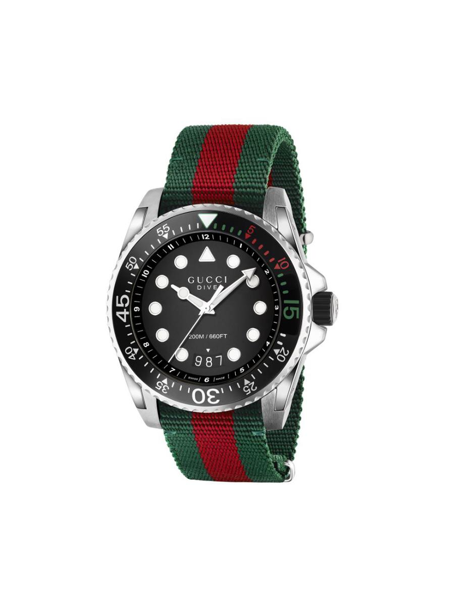 Gucci  Men's Diver  YA136209