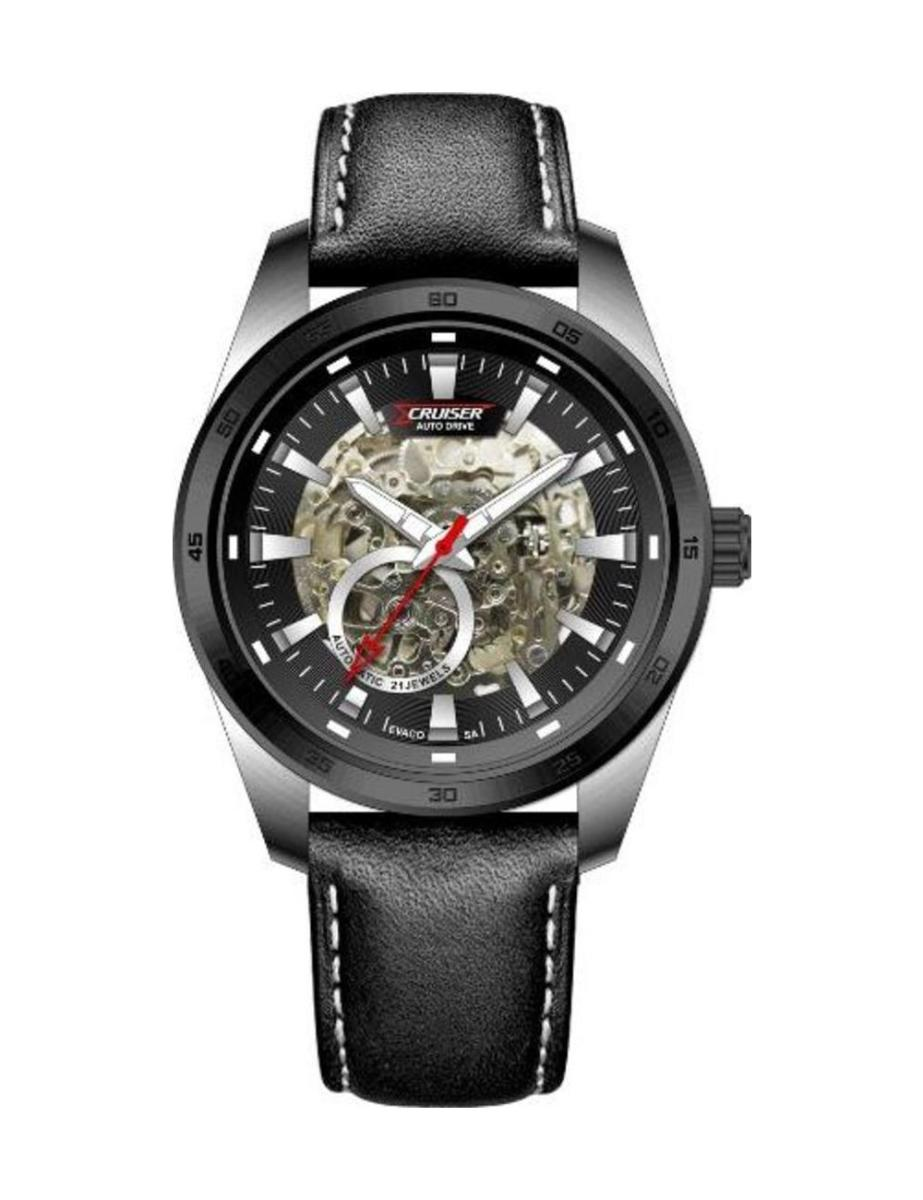 Men's Leather Automatic