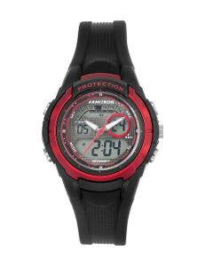 Armitron  Men's Digital  256429RBK