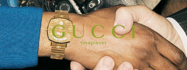Gucci Grip Collection
