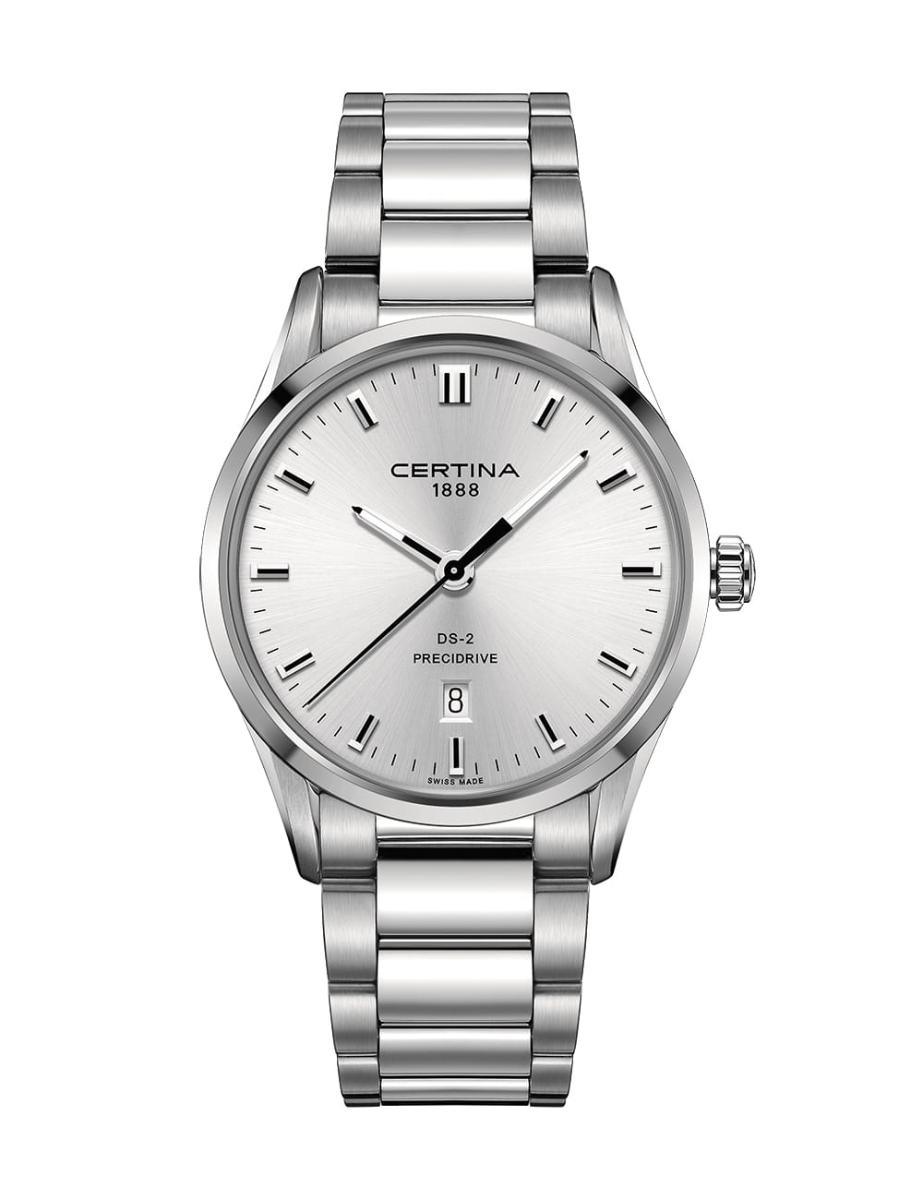 Certina  Men's DS 2 Stainless steel 316L Dial Stainless steel Stainless steel Watch  C024.410.11.031.20