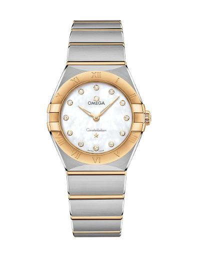 OMEGA Women's Constellation Manhattan 13120286055002