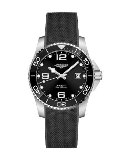 LONGINES Longines HydroConquest Collection men's 41mm in stainless steel L37814569