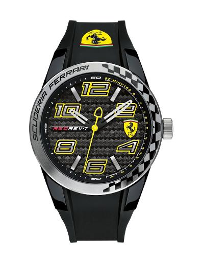 Scuderia Ferrari Men's Red Revt 830337