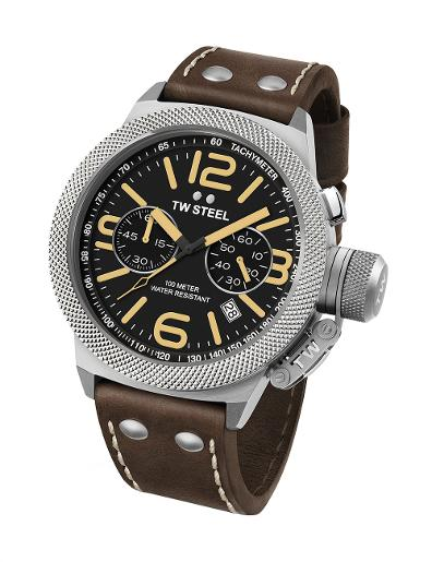 TW Steel Men's Canteen CS34