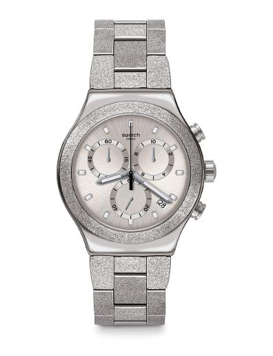 Swatch SILVER EXPLOSION YVS472G