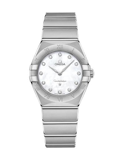 OMEGA Women's Constellation Manhattan 13110286055001
