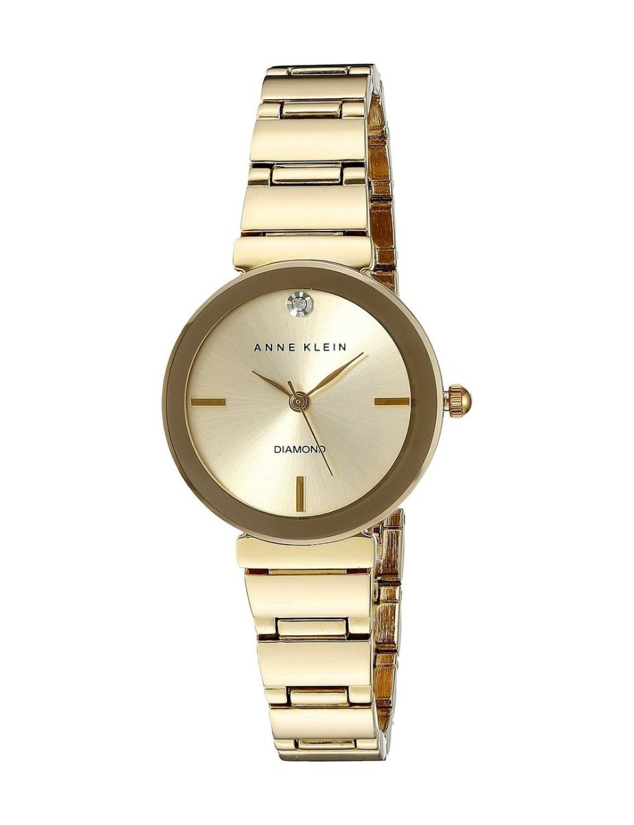 Anne Klein  Women's Gold  AK2434CHGB