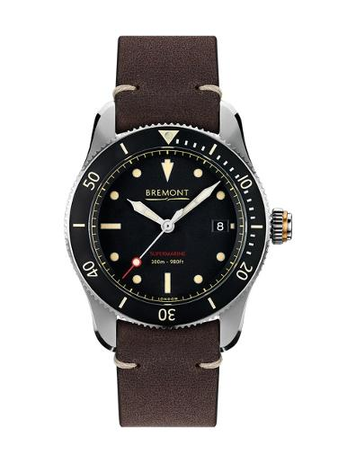 Bremont Men's Supermarine S301 BK