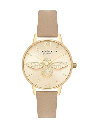 Olivia Burton Women's 3DBEE Watch OB16AM150