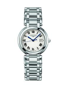 Longines  Women's PRIMALUNA White Dial Stainless Steel Stainless Steel Watch.  L81124716