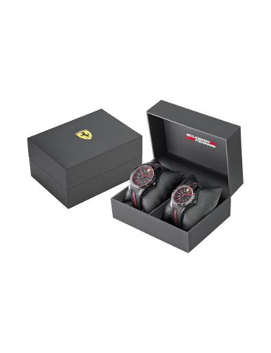 Scuderia Ferrari Unisex's REREV 2watches set 870017-2 WATCH SET