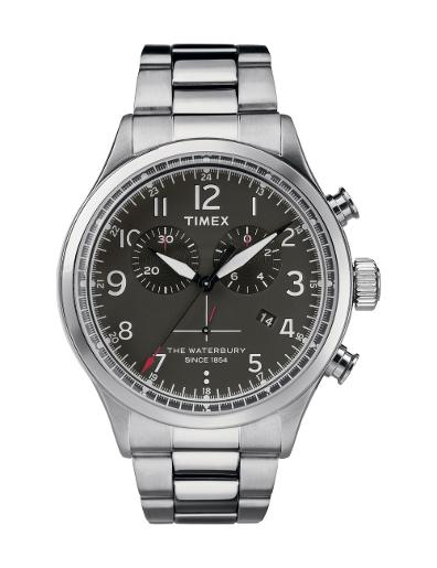 Timex Men's The Waterbury TW2R38400