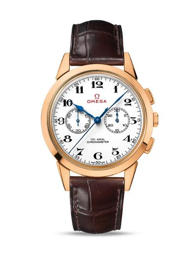 OMEGA Olympic Official Timekeeper Limited Edition 52253395004001
