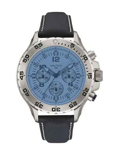 Nautica Men's Nst Chrono NAI19535G