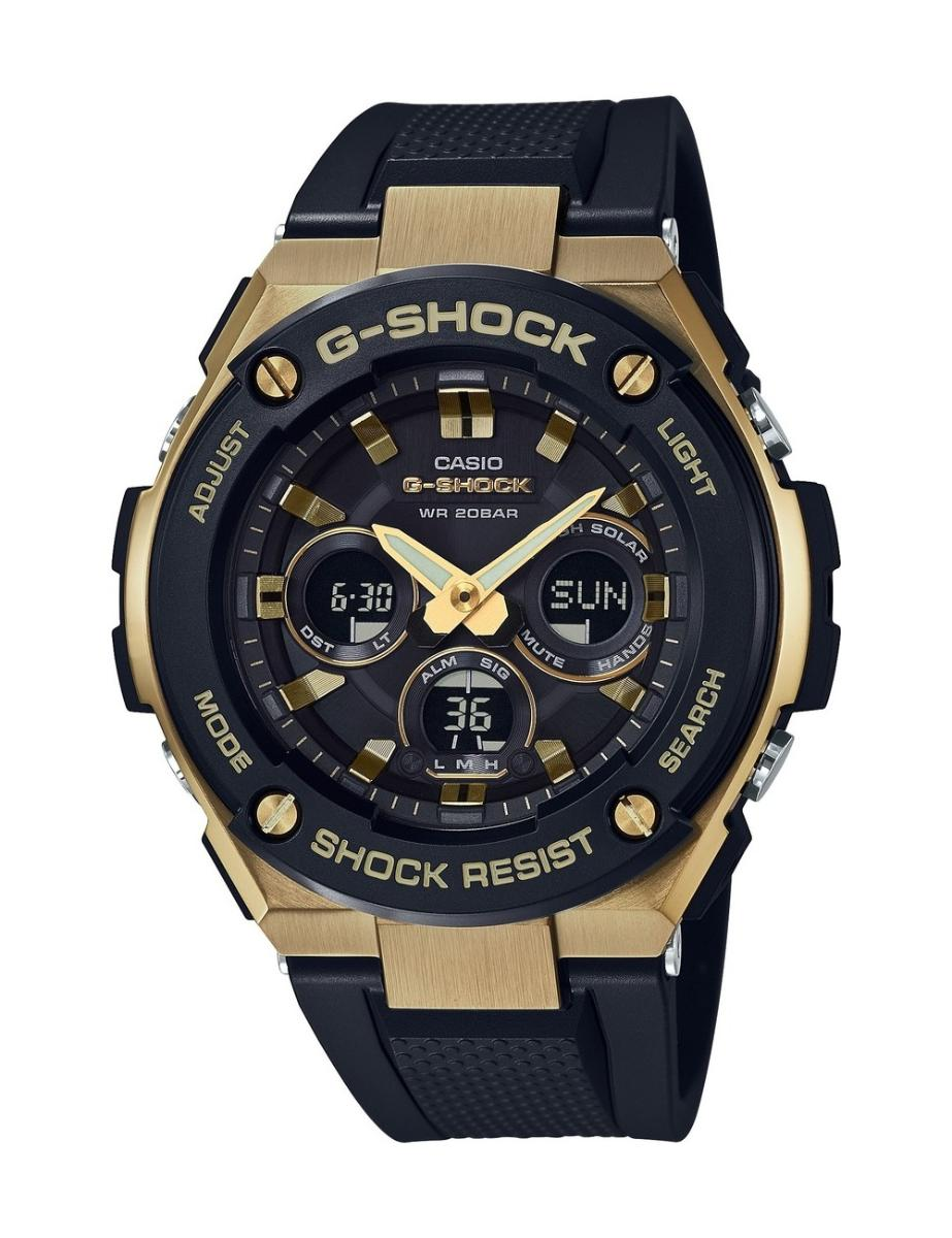 Casio  Men's G-Shock G-Steel  GST-S300G-1A9DR