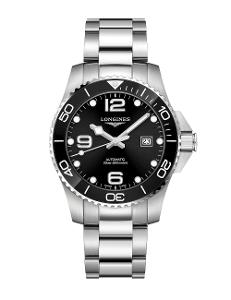 Longines  Longines HydroConquest Collection men's 43mm in stainless steel  L37824566