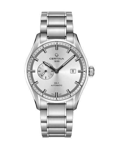 Certina Men's DS 1 Stainless steel 316L Dial Stainless steel Stainless steel Watch C006.428.11.031.00