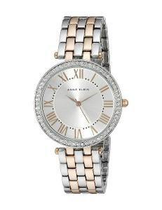 Anne Klein  Women's Two Tone  AK2231SVRT